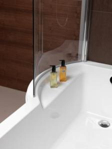 Arco Bath Shelf