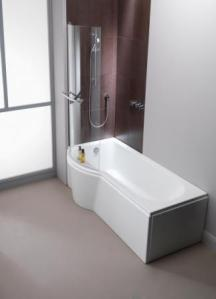 Arco Shower Bath