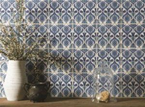 Kutahya Tile from The Winchester Tile Company  - Artisan Range