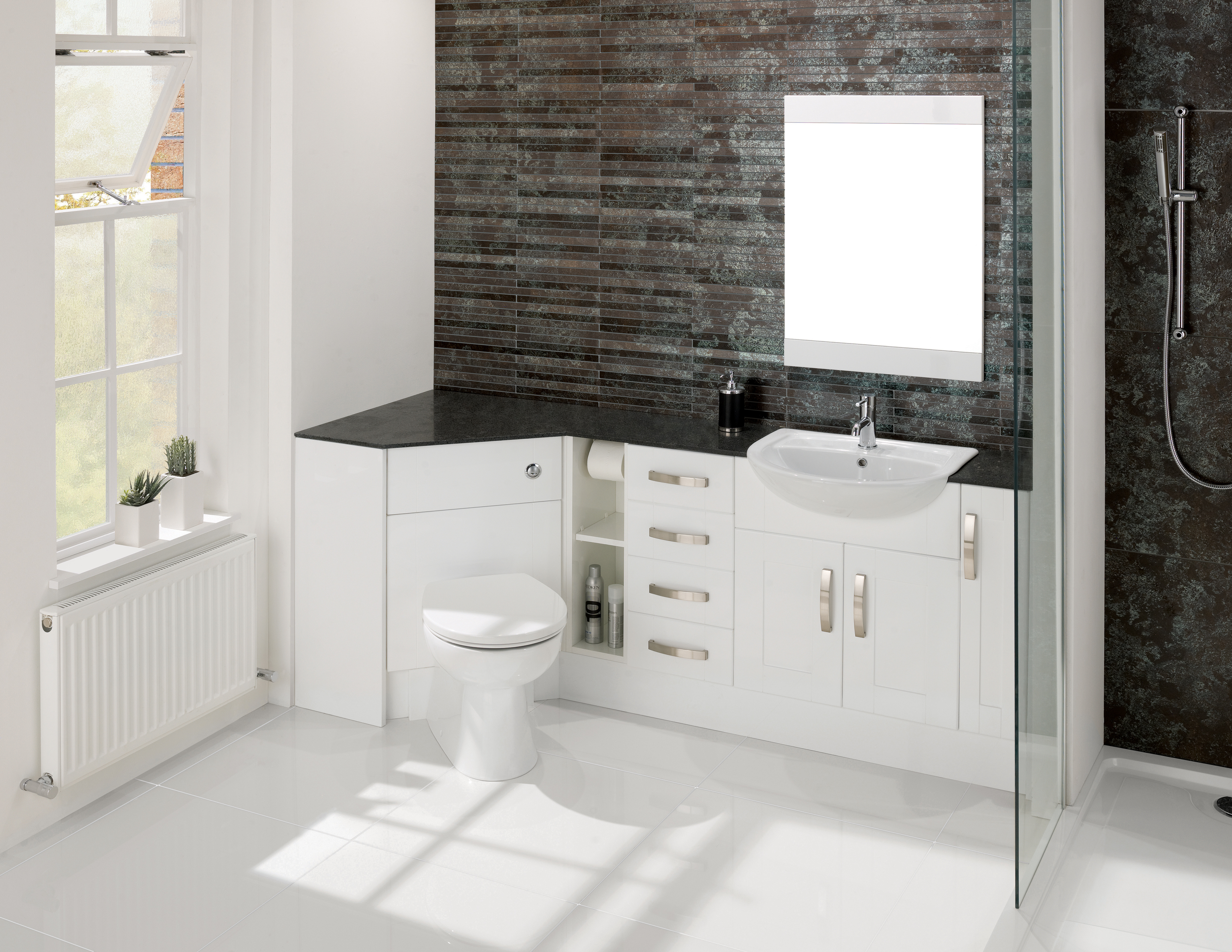 chiltern high gloss white 2 ipswich bathroom and tile centre. Black Bedroom Furniture Sets. Home Design Ideas