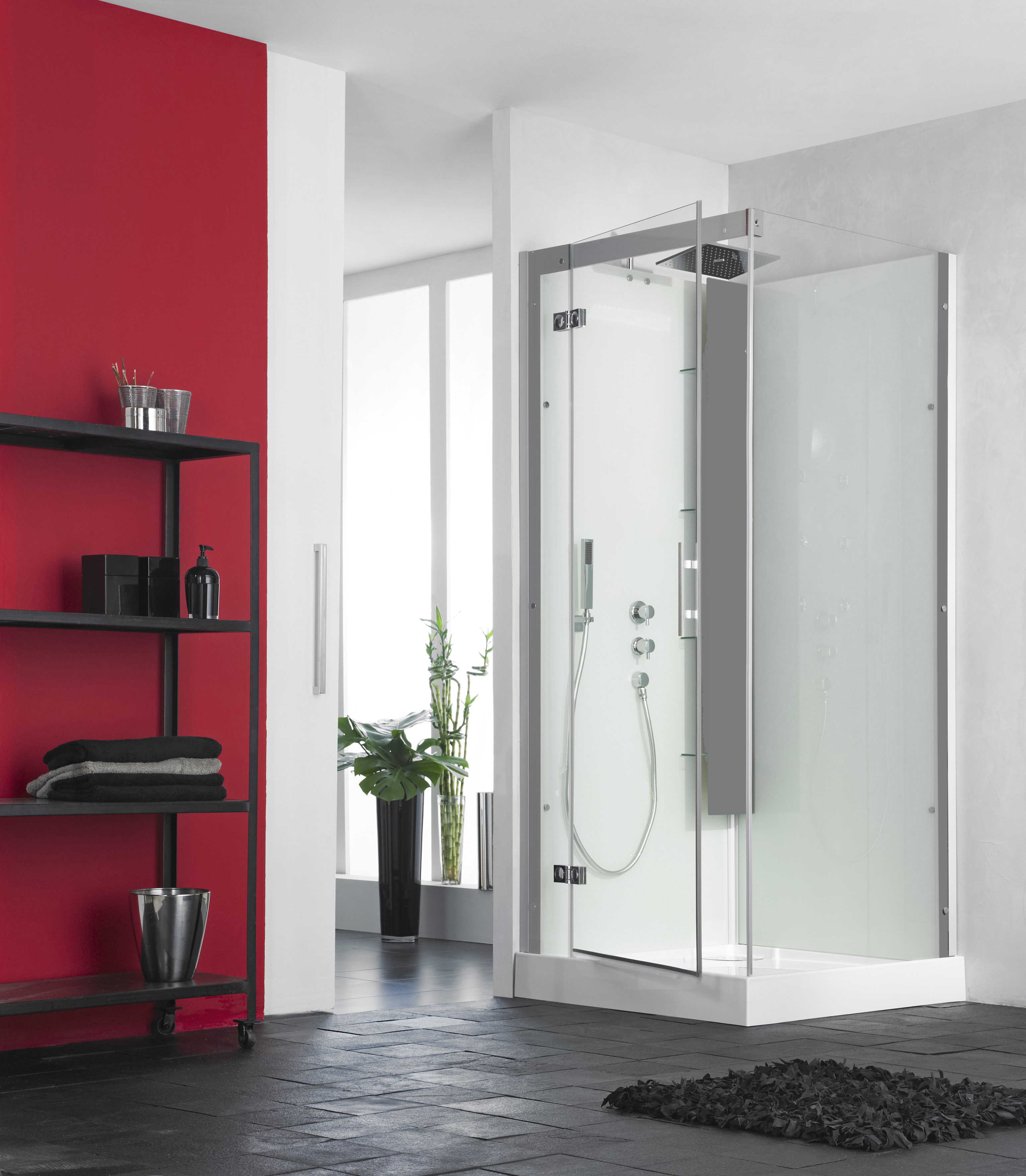 Kinedo Self Contained Shower Cubicles Ipswich Bathroom